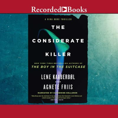 The Considerate Killer by Agnete Friis audiobook