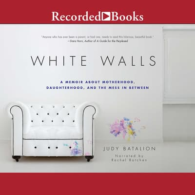 White Walls by Judy Batalion audiobook