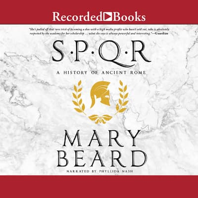 SPQR by Mary Beard audiobook