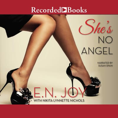 She's No Angel by E. N. Joy audiobook