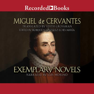Exemplary Novels by Miguel de Cervantes audiobook