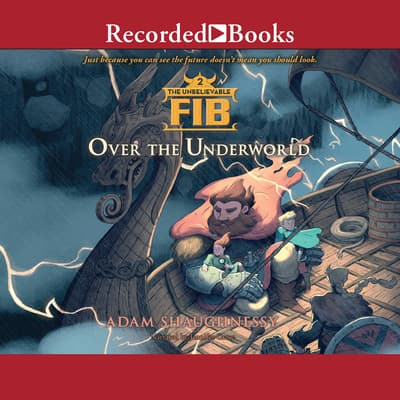 The Unbelievable FIB 2 by Adam Shaughnessy audiobook