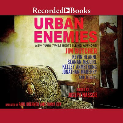 Urban Enemies by Jim Butcher audiobook
