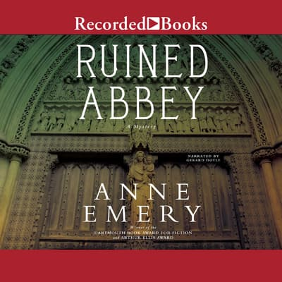 Ruined Abbey by Anne Emery audiobook