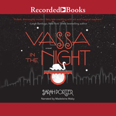 Vassa in the Night by Sarah Porter audiobook