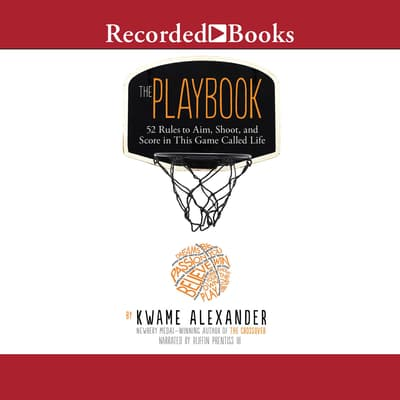 The Playbook by Kwame Alexander audiobook