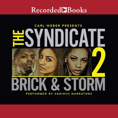 The Syndicate 2 by Brick  audiobook