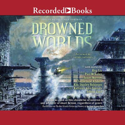 Drowned Worlds by Jeffrey Ford audiobook