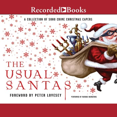 The Usual Santas by Martin Limón audiobook
