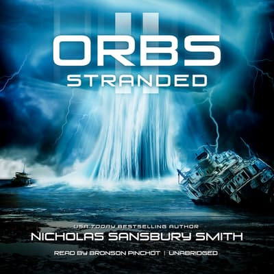 Orbs II by Nicholas Sansbury Smith audiobook