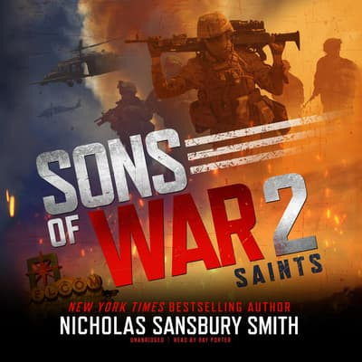 Sons of War 2: Saints by Nicholas Sansbury Smith audiobook