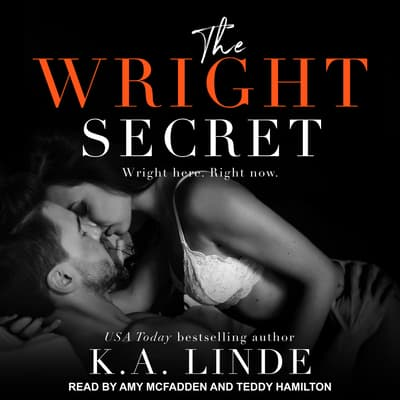 The Wright Secret by K. A. Linde audiobook