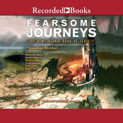 Fearsome Journeys by Jonathan Strahan audiobook
