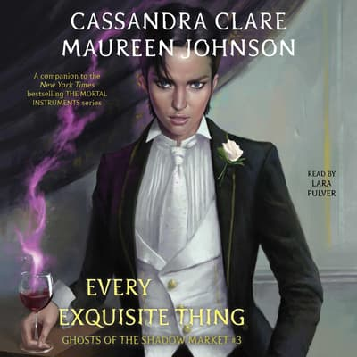 Every Exquisite Thing by Cassandra Clare audiobook