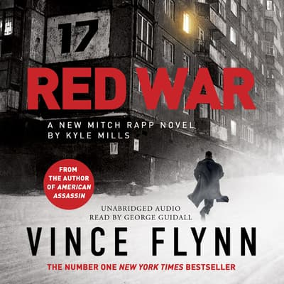 Red War by Vince Flynn audiobook