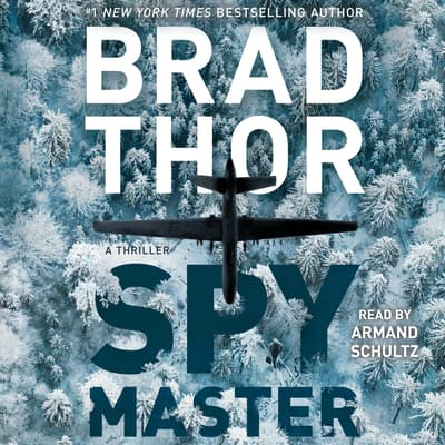 Spymaster by Brad Thor audiobook