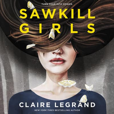 Sawkill Girls by Claire Legrand audiobook