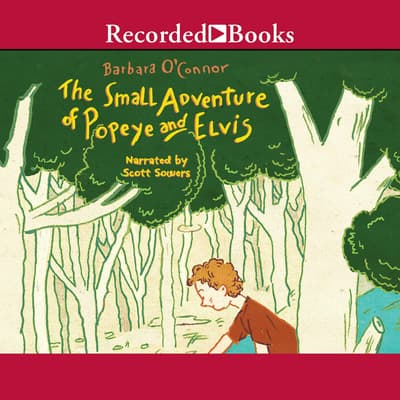 The Small Adventure of Popeye and Elvis by Barbara O'Connor audiobook