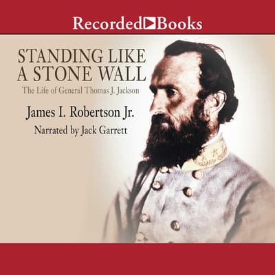 Standing Like A Stone Wall by James Robertson audiobook