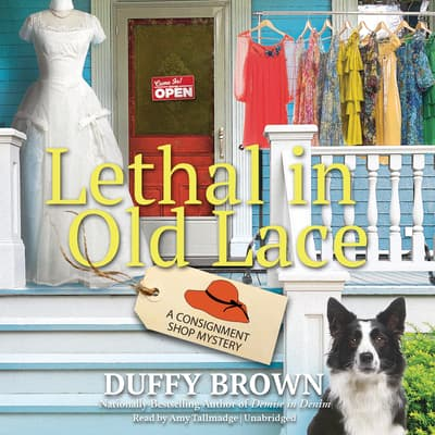 Lethal in Old Lace by Duffy Brown audiobook