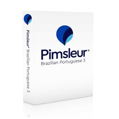 Pimsleur Portuguese (Brazilian) Level 3 by Paul Pimsleur audiobook