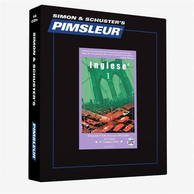 Pimsleur English for Italian Speakers Level 2 by Paul Pimsleur audiobook