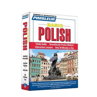 Pimsleur Polish Basic Course - Level 1 Lessons 1-10 by Paul Pimsleur audiobook