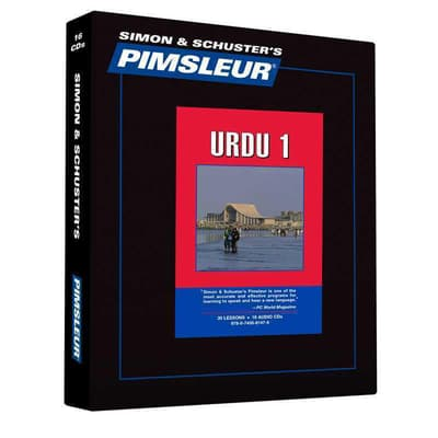 Pimsleur Urdu Level 1 by Paul Pimsleur audiobook