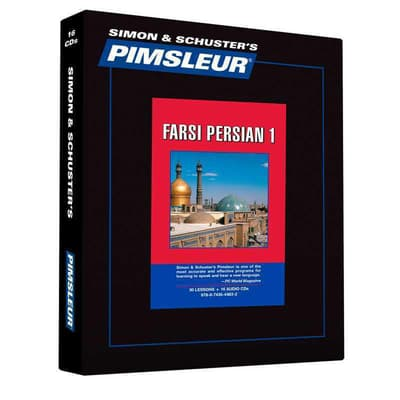 Pimsleur Farsi Persian Level 1 by Paul Pimsleur audiobook