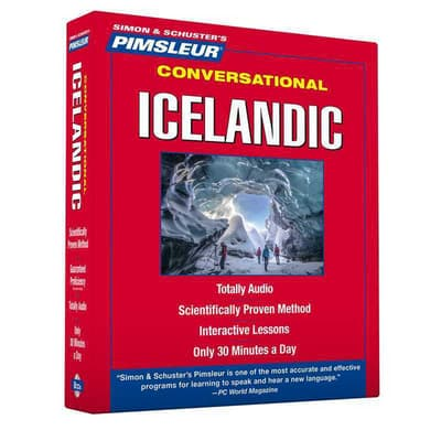 Pimsleur Icelandic Conversational Course | Level 1 Lessons 1-16 by Paul Pimsleur audiobook