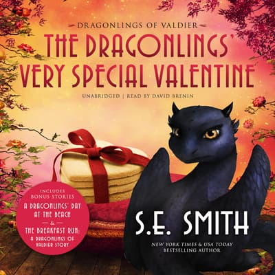 The Dragonlings' Very Special Valentine by S.E. Smith audiobook
