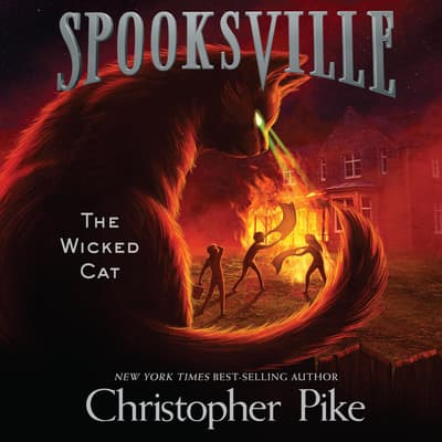 The Wicked Cat by Christopher Pike audiobook