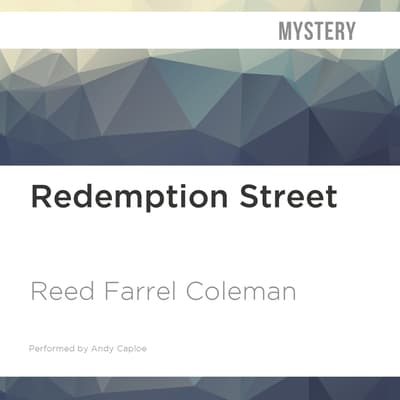 Redemption Street by Reed Farrel Coleman audiobook