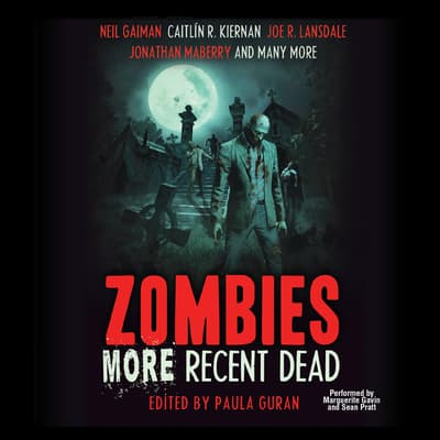 Zombies by Paula Guran audiobook