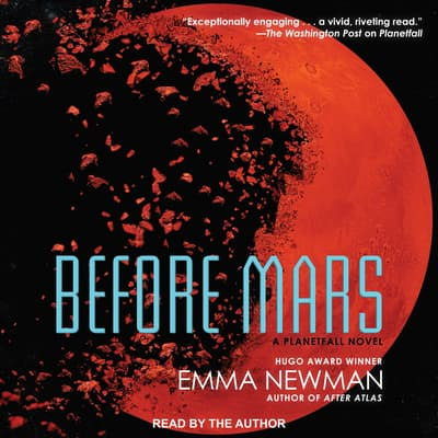 Before Mars by Emma Newman audiobook
