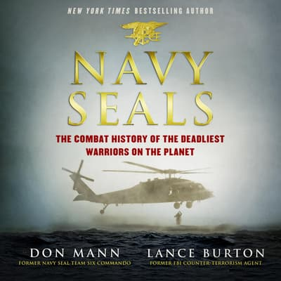 Navy SEALs by Don Mann audiobook
