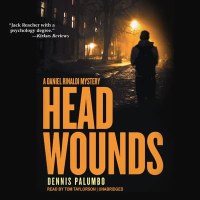 Head Wounds by Dennis Palumbo audiobook