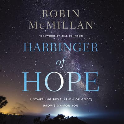 Harbinger of Hope by Robin McMillan audiobook