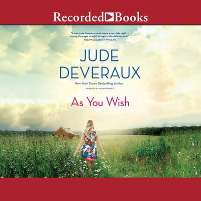 As You Wish by Jude Deveraux audiobook