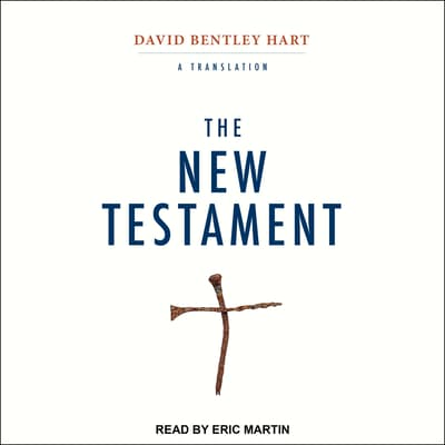 The New Testament by  audiobook
