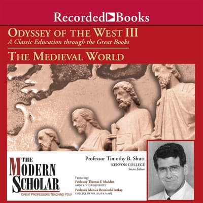 Odyssey of the West III by Timothy B. Shutt audiobook