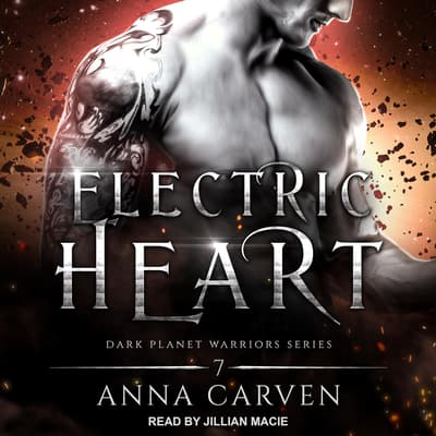 Electric Heart by Anna Carven audiobook