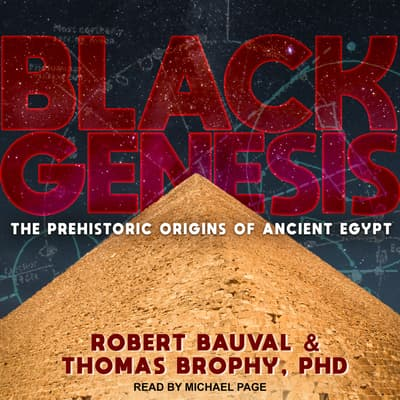 Black Genesis by Robert Bauval audiobook