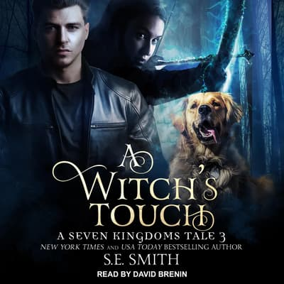 A Witch's Touch by S.E. Smith audiobook