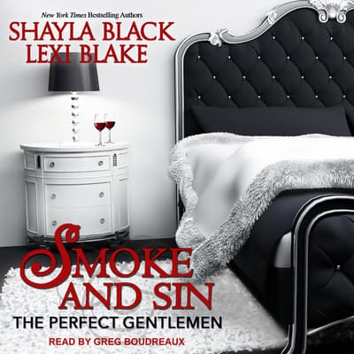 Smoke and Sin by Shayla Black audiobook
