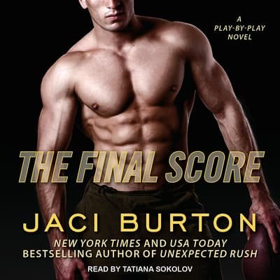 The Final Score by Jaci Burton audiobook