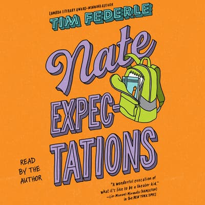 Nate Expectations by Tim Federle audiobook
