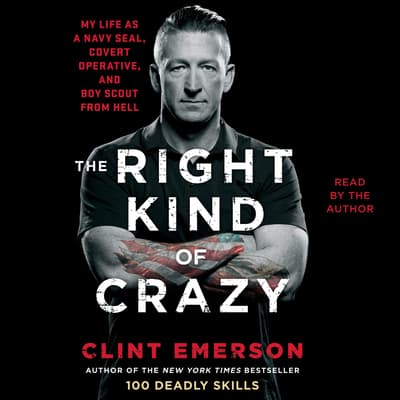 The Right Kind of Crazy by Clint Emerson audiobook
