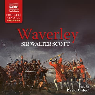 Waverley by Walter Scott audiobook