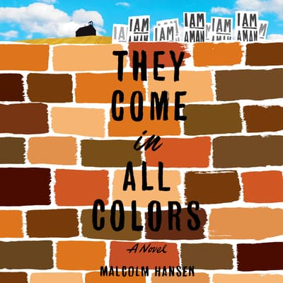 They Come in All Colors by Malcolm Hansen audiobook